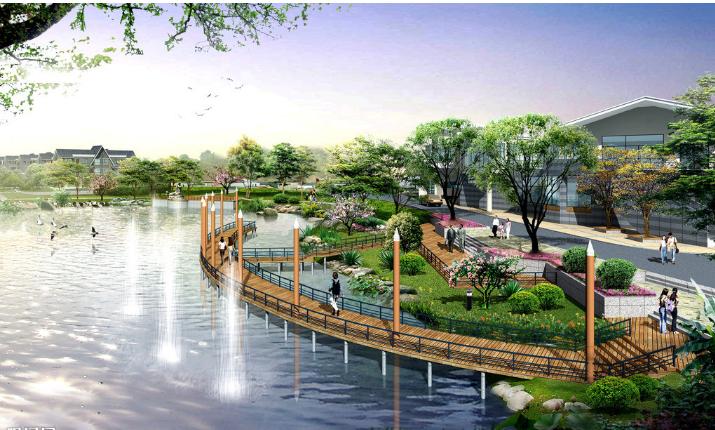 水景施工技术在园林景观中的重要作用你知否_4