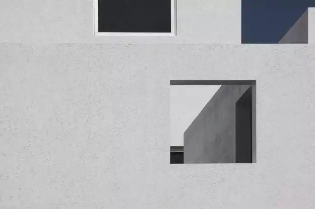 墨西哥充满活力的建筑场景_4