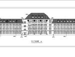 7套欧式宾馆、酒店、办公楼建筑设计方案施工图CAD