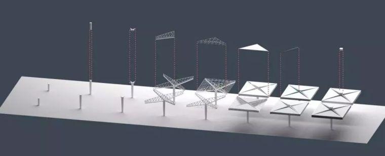 结构单元体与空间塑造,从国内几个高铁站的设计说起_12