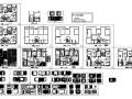 [哈尔滨]施公馆别墅电气设计图纸