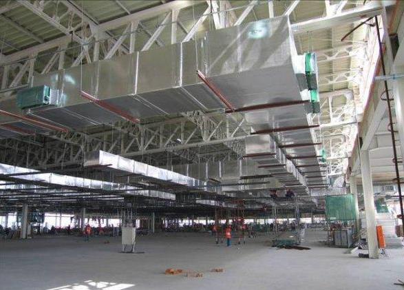 通风空调安装施工质量控制探究_1