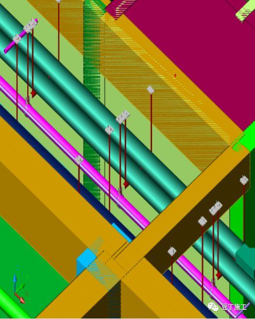 大型复杂项目应用BIM实例,保工期、提工效_43