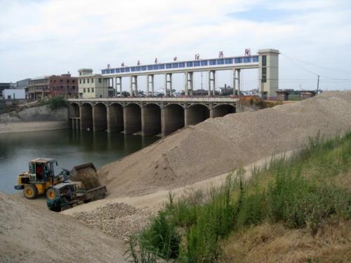 [山东郝集工业]排水、泵站及防洪闸施工组织设计