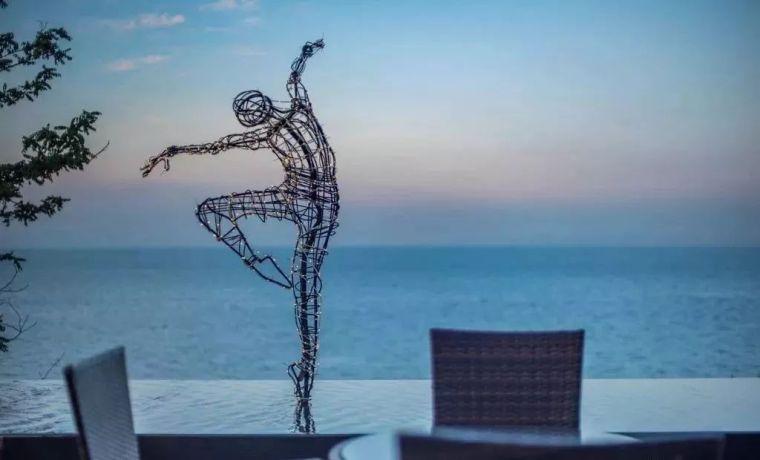 60款·当下最炫酷的地产景观雕塑_11