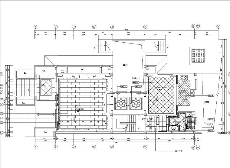 [浙江]杭州亚厦半岛别墅样板房图纸(施工图+实景图)
