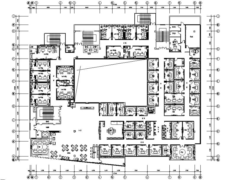 工业风M-SHOW时尚KTV空间设计施工图(附效果图)