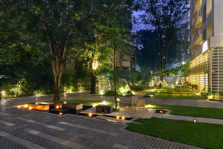 印度GODREJ住宅景观-19