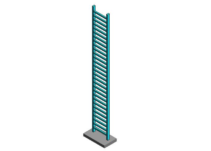 bim软件应用-族文件-直梯