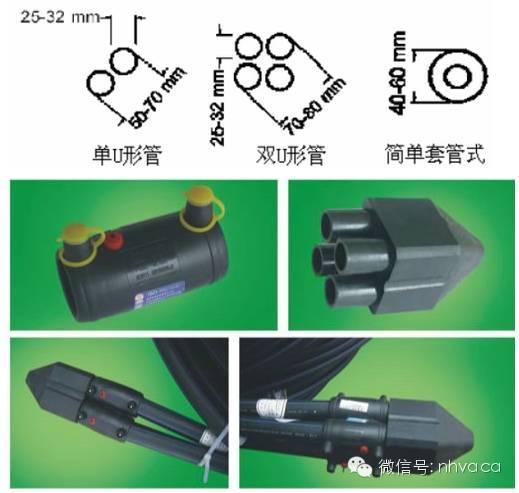 地源热泵系统地埋管换热器施工技术(图文全面系统)
