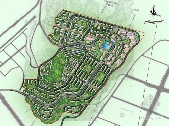 [重庆]巴渝特色国际化城市综合体景观规划设计方案