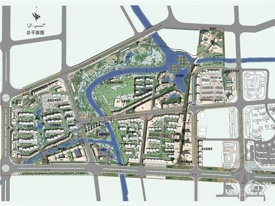 [浙江]城市中心综合商业街区详细规划方案