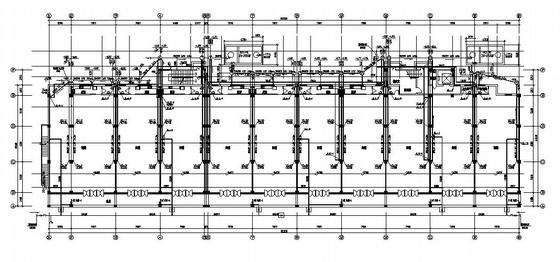 某七层带底商住宅楼给排水施工图