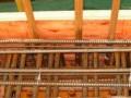 劲性混凝土型钢梁柱节点区预焊直螺纹套筒钢筋连接施工工法