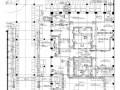 [新疆]13万平综合区采暖通风防排烟系统设计施工图(热风幕采暖 建筑形式多)