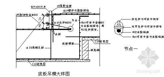 深圳某塔楼模板工程施工方案