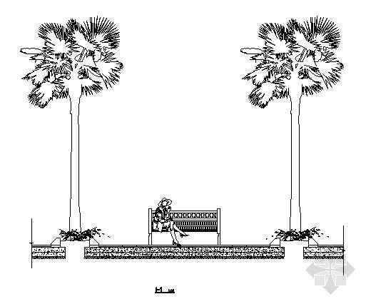 种植池施工图