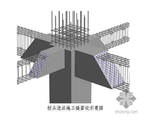 广州某综合楼主体结构施工方案(15层 框剪结构 详图丰富)