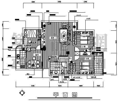 宁波住宅复式房装饰设计