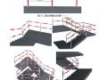 国企编制建筑施工现场安全文明标准化图集(137页,附大量大样图)