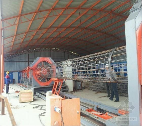 提高钻孔桩钢筋笼加劲筋接头一次焊接合格率