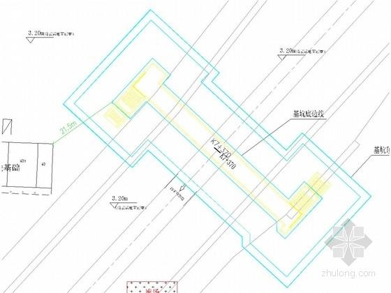 iv型钢板桩施工方案资料下载-[浙江]止水钢板桩基坑支护施工图(含计算书)