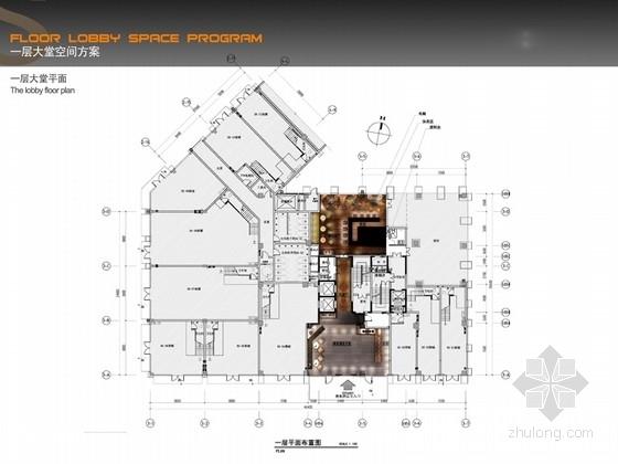 [武汉]设计感超强时尚旅行酒店概念设计方案(含效果图)