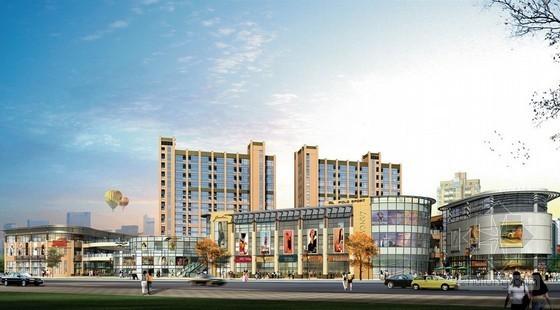 [天津]大型家居生活广场室外排水工程预算书(附CAD图纸施工合同)