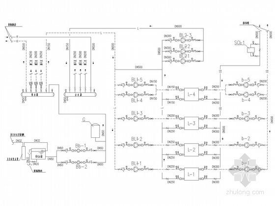商业建筑空调系统流程及原理设计施工图