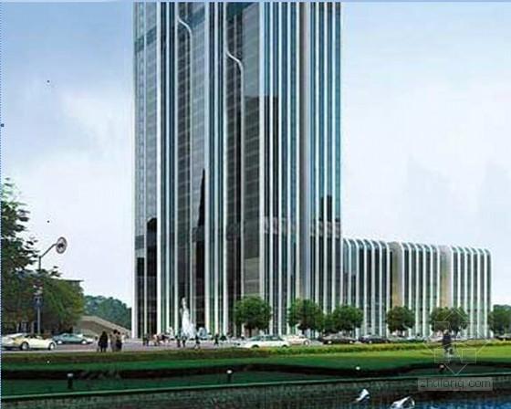 [甘肃]酒店组合结构工程施工组织设计