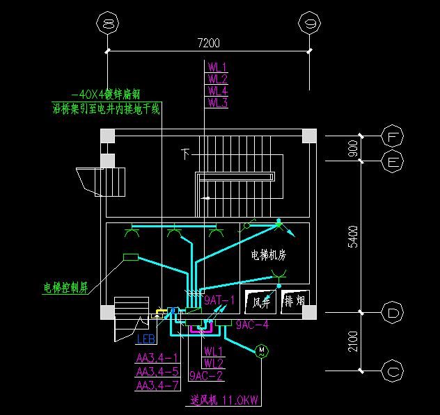 电气施工图流程,这次全讲清楚了!_12