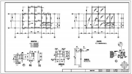 某体育中心改造工程钢结构设计图