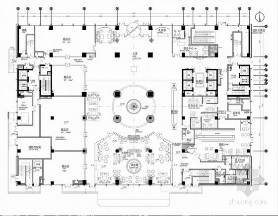 [宁波]国际知名酒店室内装修方案