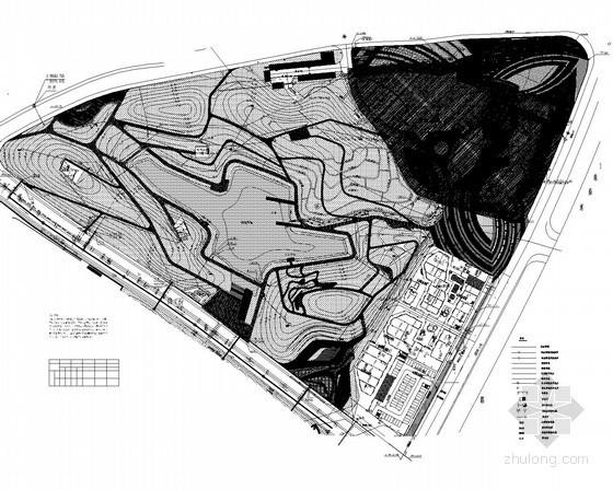 [湖南]知名公园电气设计施工图纸