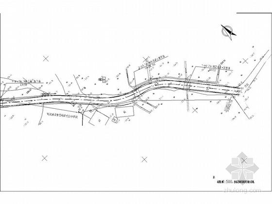 四级公路加宽改建施工图