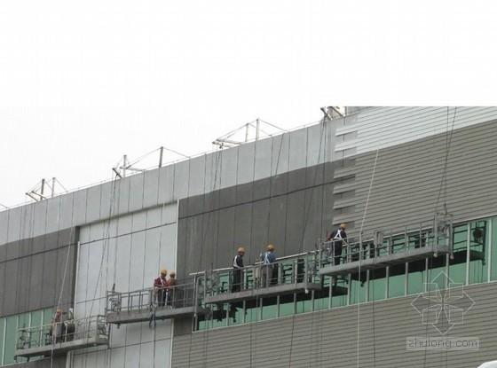 建筑工程高处作业吊篮安全检查标准培训讲义