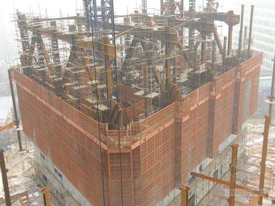 超高层建筑主体结构工程施工技术培训讲义(270页 图文丰富)