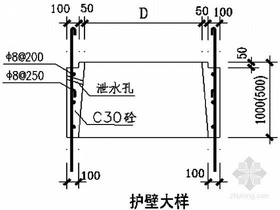 [贵州]某大厦人工挖孔桩基础专家论证方案(孔内爆破)