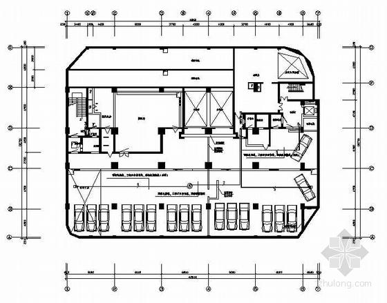 某19层商住楼电气智能化设计图纸