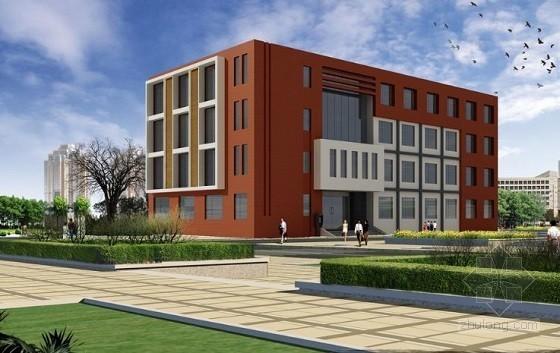 [毕业设计]办公楼建筑工程量计算及施工组织设计(结构计算 图纸)