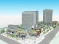 [广州]现代风格退台式商业综合体建筑设计方案文本(含SU CAD知名设计院)