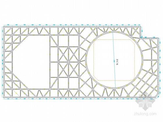 [湖北]地标建筑大型深基坑支护设计方案(29米深基坑 含两套方案)