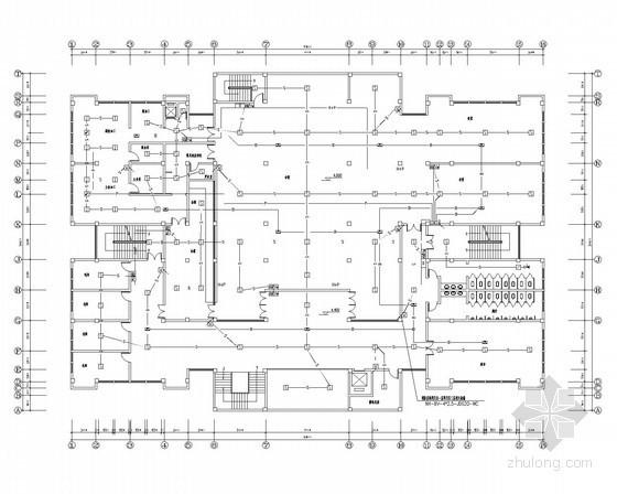 [江苏]小高层住宅全套强弱电图纸53张