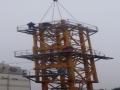 甘肃知名酒店4#楼STT553塔吊安装施工方案
