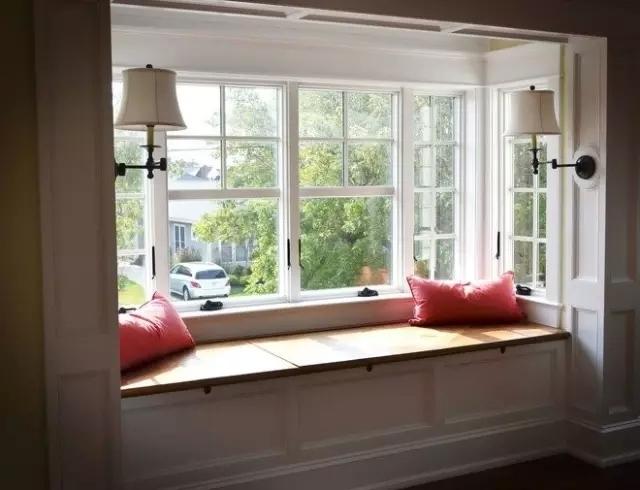 果断收藏借鉴,小户型装修设计1㎡飘窗竟能这样用