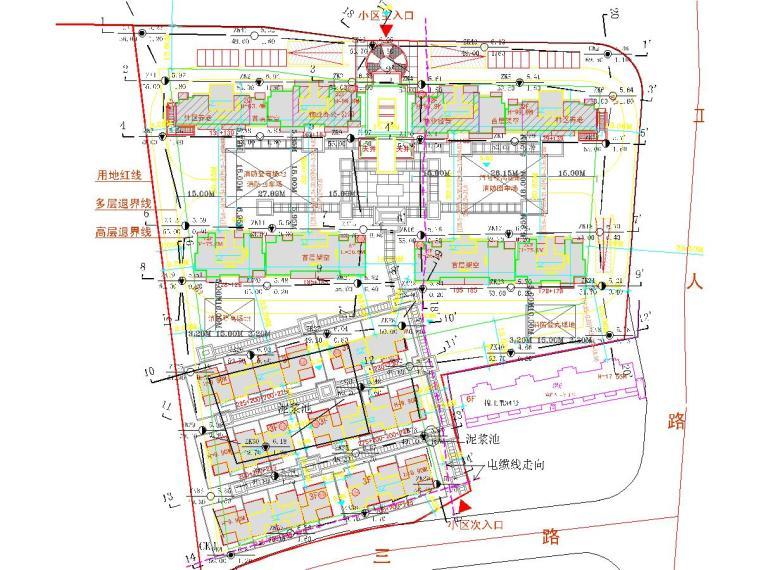 杭州32层建筑岩土工程勘察报告(一次性详细勘察)