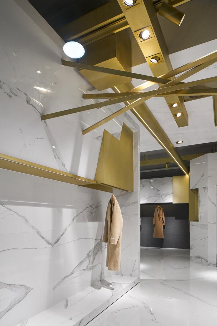 杭州ANDFOR服装品牌展厅-3