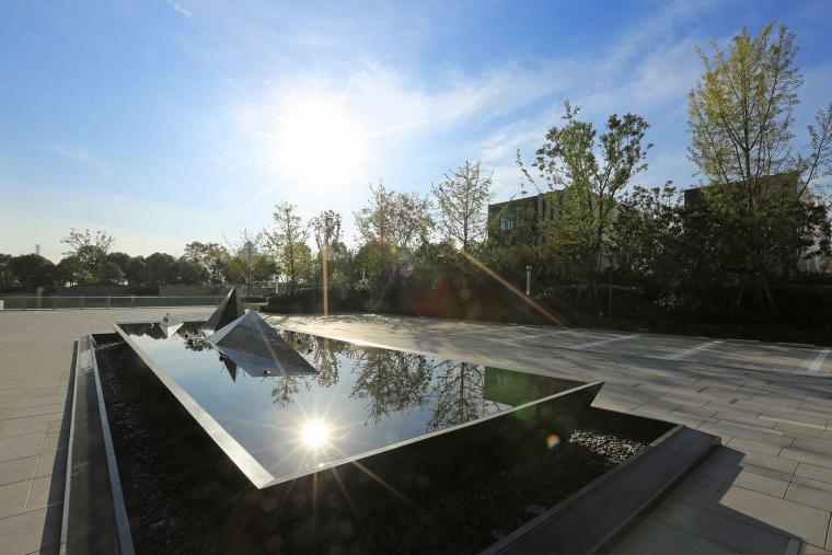 上海保利ONE56住宅景观-9