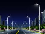市政道路提质改造工程路灯照明工程施工方案