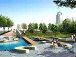 [湖北]滨河景观设计竞标方案